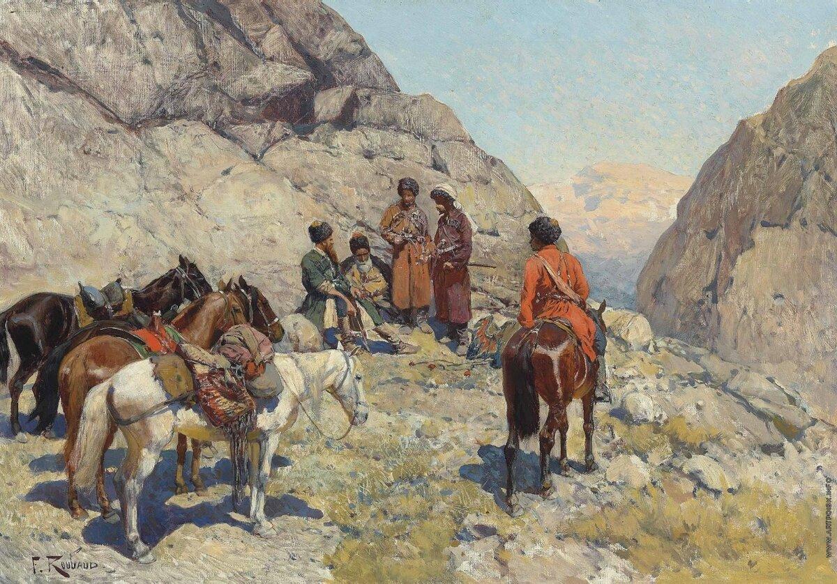 Выставка «Гагарин-певец Кавказа»