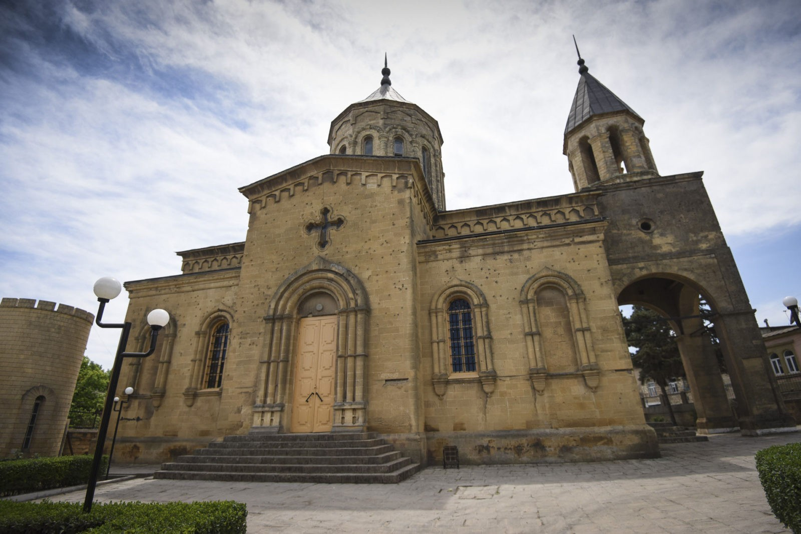 Армянская церковь, XIX в.