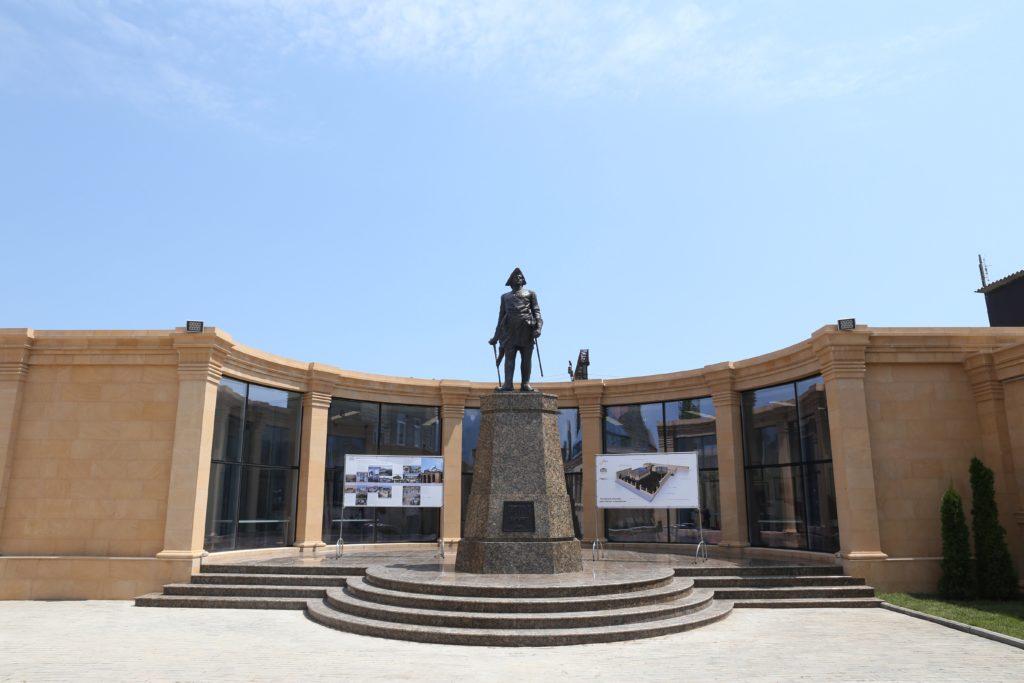 Музейный комплекс «Дом Петра I в Дербенте»