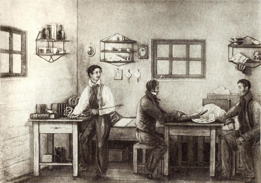Мемориальный дом-музей А.А. Бестужева-Марлинского