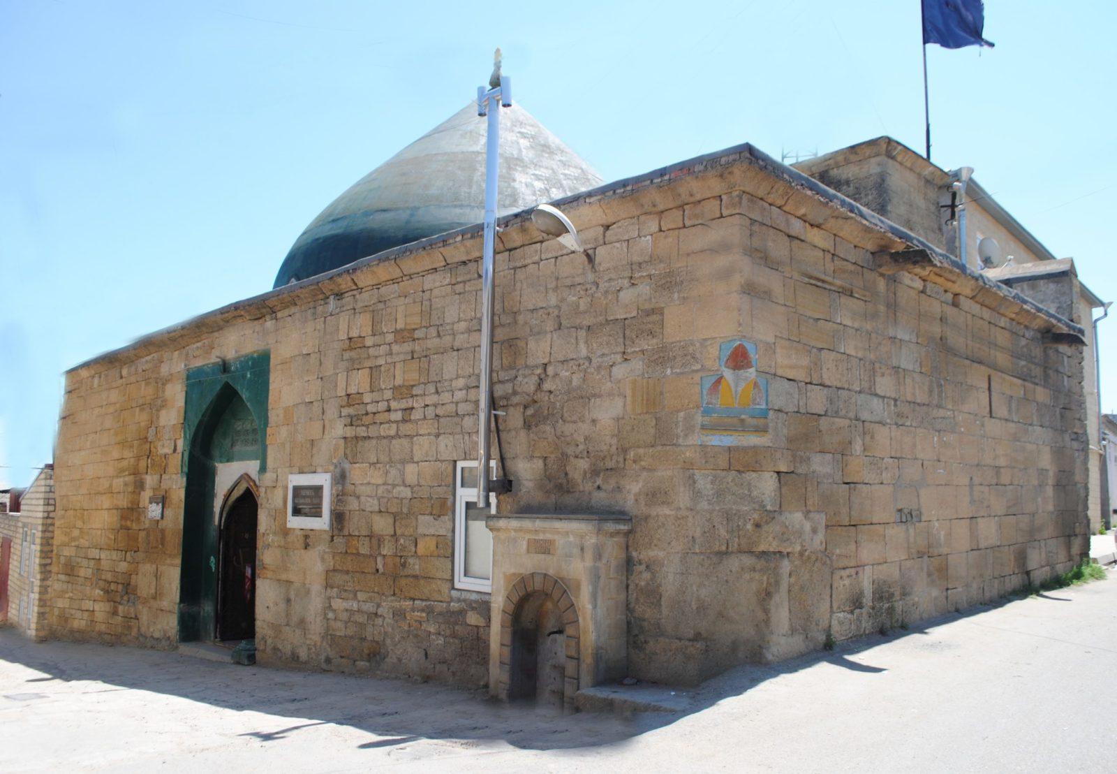Кырхляр мечеть