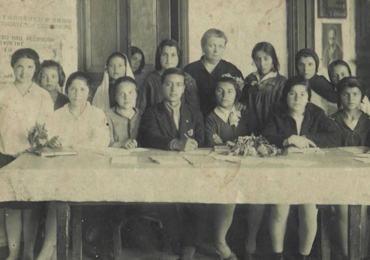 Музейный урок «Молодые советы в Дагестане. Религия, образование»