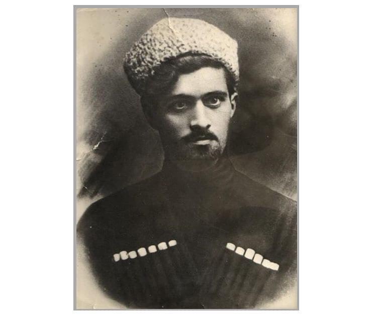 Керим Мамедбеков – один из революционеров города Дербента.