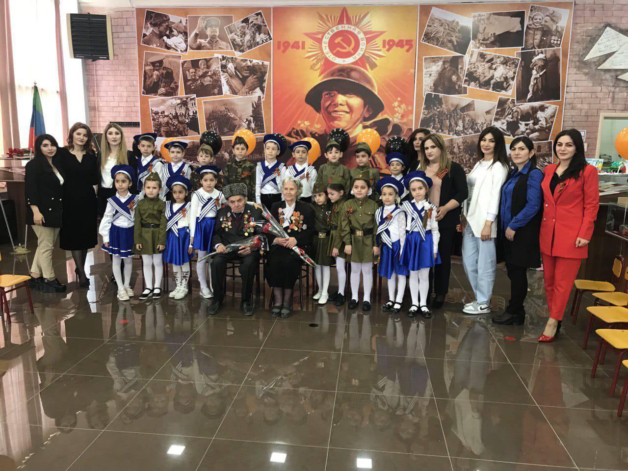 Яркое мероприятие в честь Дня Победы в «Музее Победы»