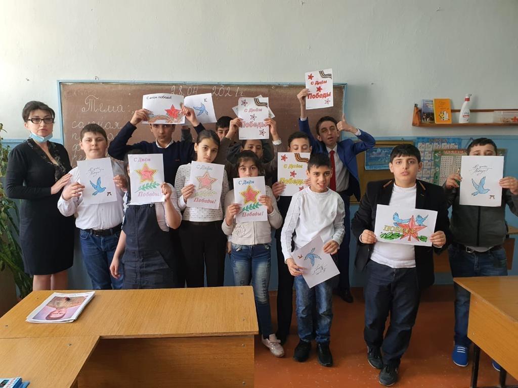 Для школьников с ОВЗ сотрудниками музея-заповедника проводятся лекции о победе в Великой Отечественной войне