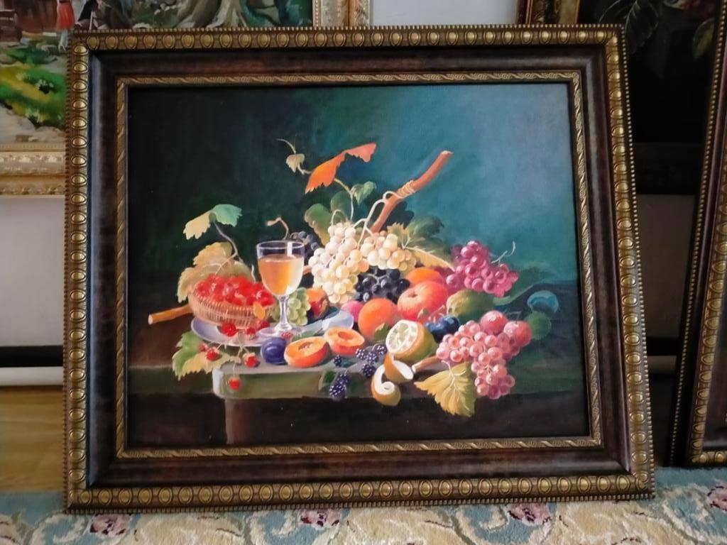 Выставка работ Джафарова Билала Бейбалаевича
