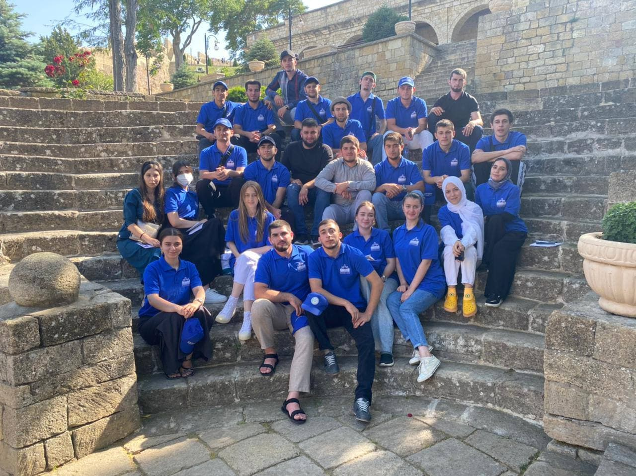 Молодежный форум волонтеров гостеприимства