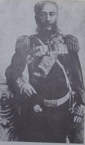 Араблинский Балакиши Алибекович