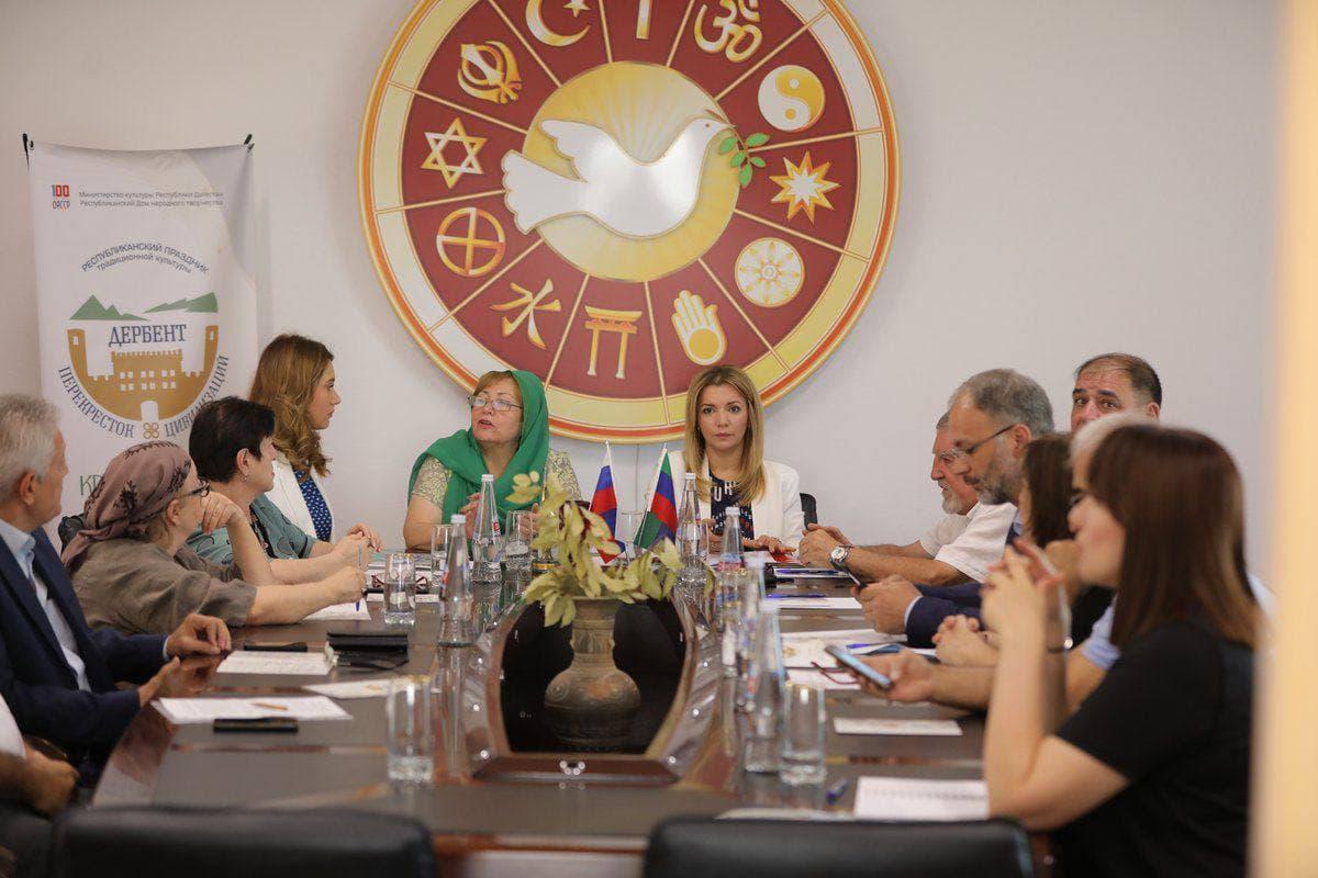 «Народная культура – объединяющий фактор многонационального единства»