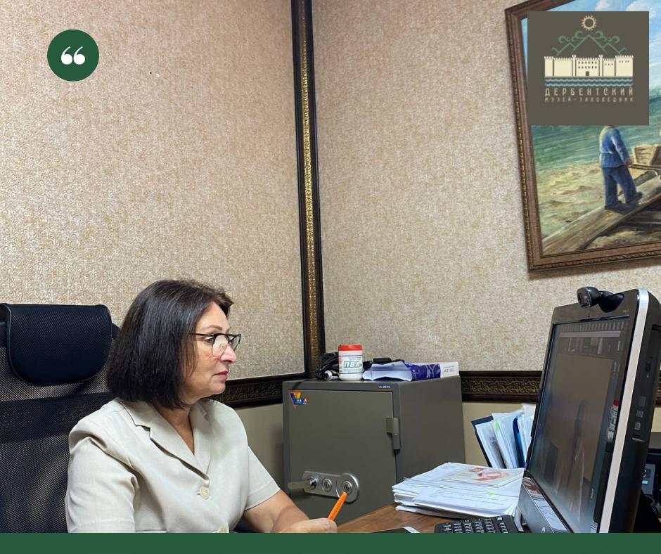 Ирина Смаглюк приняла участие в совещании ВКС