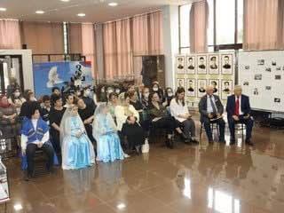 Встреча, посвященная Дню дагестанской культуры.